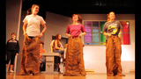 North Hills High School rehearses 'The Pajama Game' - (17/25)