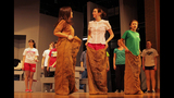 North Hills High School rehearses 'The Pajama Game' - (9/25)