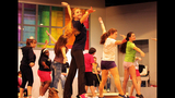 North Hills High School rehearses 'The Pajama Game' - (1/25)
