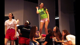 North Hills High School rehearses 'The Pajama Game' - (7/25)