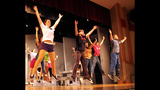 North Hills High School rehearses 'The Pajama Game' - (4/25)