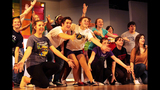 North Hills High School rehearses 'The Pajama Game' - (16/25)