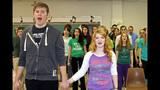 Photos: Geibel Catholic High School rehearses… - (5/25)