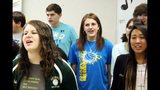 Photos: Geibel Catholic High School rehearses… - (9/25)