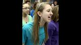Photos: Geibel Catholic High School rehearses… - (12/25)