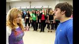 Photos: Geibel Catholic High School rehearses… - (17/25)