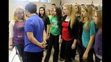 Photos: Geibel Catholic High School rehearses… - (4/25)