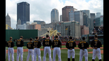 Pirates play Cubs in 2013 home opener - (1/25)
