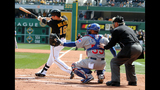 Pirates play Cubs in 2013 home opener - (17/25)