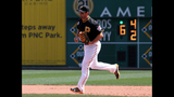 Pirates play Cubs in 2013 home opener - (10/25)