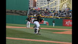 Pirates play Cubs in 2013 home opener - (19/25)