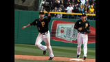 Pirates play Cubs in 2013 home opener - (6/25)