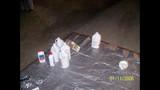 Police evidence photos: Ellwood City meth lab - (4/10)