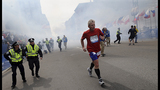 Photos: Explosions at Boston Marathon - (9/25)