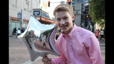 High school students perform at Gene Kelly Awards - (11/25)