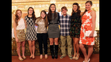 High school students perform at Gene Kelly Awards - (4/25)