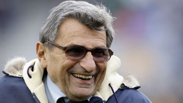 Child told Paterno of sex abuse by Sandusky, report