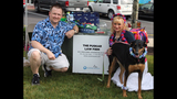 More than 500 dogs attend Charlie Batch Pup… - (8/25)