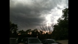 Photos of Tuesday's severe thunderstorms,… - (24/25)