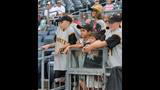 Fans gather to watch Pirates take on… - (1/25)