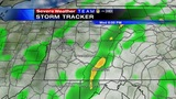 Storm Tracker FOURTH OF JULY radar progression - (3/7)