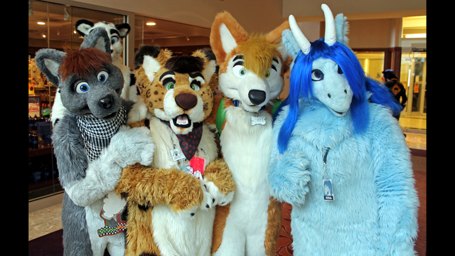 Furries Return To Pittsburgh For 2013 Anthrocon