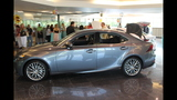 Lexus of North Hills hosts IS launch party - (8/19)