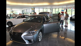 Lexus of North Hills hosts IS launch party - (4/19)