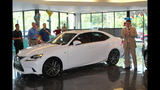 Lexus of North Hills hosts IS launch party - (7/19)