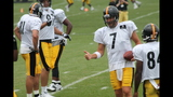July 31: Steelers Training Camp at St.… - (12/25)