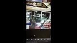 Surveillance photos show SUV crash into New… - (7/7)