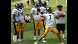 Steelers Training Camp at St. Vincent College - (19/25)