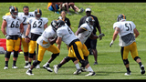 Steelers Training Camp at St. Vincent College - (17/25)