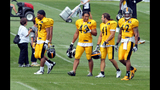 Steelers Training Camp at St. Vincent College - (5/25)