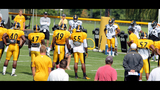 Steelers Training Camp at St. Vincent College - (22/25)