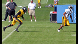 Steelers Training Camp at St. Vincent College - (14/25)