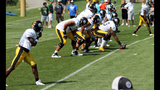 Steelers Training Camp at St. Vincent College - (13/25)