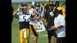 Steelers Training Camp at St. Vincent College - (18/25)
