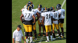 Steelers Training Camp at St. Vincent College - (15/25)