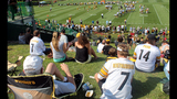 Steelers Training Camp at St. Vincent College - (9/25)