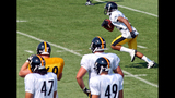 Steelers Training Camp at St. Vincent College - (25/25)