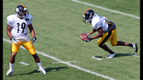 Steelers Training Camp at St. Vincent College - (2/25)