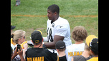 August 2: Steelers Training Camp at St.… - (18/25)
