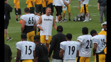 August 2: Steelers Training Camp at St.… - (8/25)