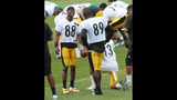 August 2: Steelers Training Camp at St.… - (24/25)