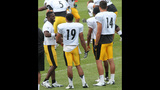 August 2: Steelers Training Camp at St.… - (20/25)