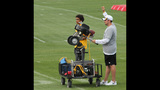 August 2: Steelers Training Camp at St.… - (15/25)