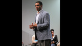 Actor Harry Lennix speaks at NOBLE Youth… - (20/25)