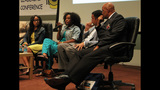 Actor Harry Lennix speaks at NOBLE Youth… - (10/25)