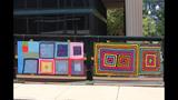 Andy Warhol Bridge gets 'yarn bombed' - (20/25)